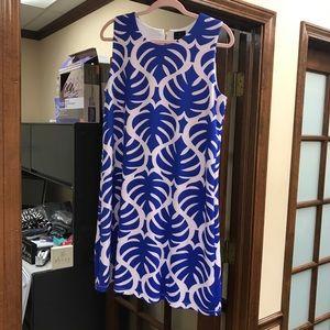 Worthington | Blue and White Dress